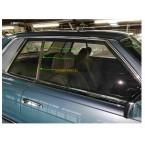 Mercedes Benz W107 C107 SLC Coupé Vedação de borracha de vedação da janela traseira A1076730224