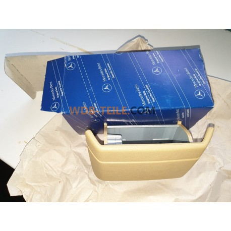 Askebægerindsats, bagdøre askebæger beige creme W123 A1238100028 8336 A12381000288336