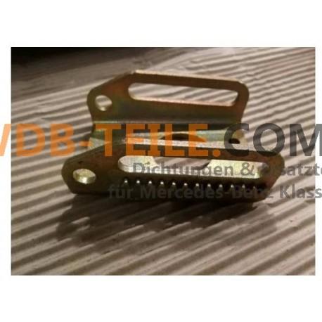 Wspornikowy wspornik alternatora W123, C123, W201, W124, C124, W460, W461, M102 230 CE A1021500373