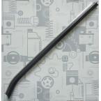 Original tætningsskinne vinduesaksel bagrude VENSTRE W123 C123 CE CD Coupé A1236700938