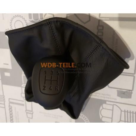 Gearhåndtag gearknap 5-trins W123 C123 CE CD Coupé W107 C107 R107 W126 C126 SEC A1262670910