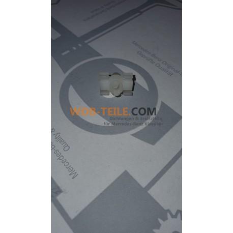 Clipes de grampo de rebite de expansão para soleira A0009902192 W123, C123, S123, Coupe, CE, Sedan, T-Model
