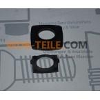 Äkta Mercedes nyckelhuvudnyckel R107 W108 W109 W123 W114 W116 W115 A0007664406