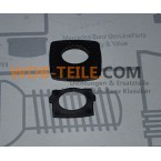 Echte Mercedes sleutel hoofd sleutel R107 W108 W109 W123 W114 W116 W115 A0007664406