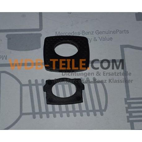 Ægte Mercedes nøglehovednøgle R107 W108 W109 W123 W114 W116 W115 A0007664406