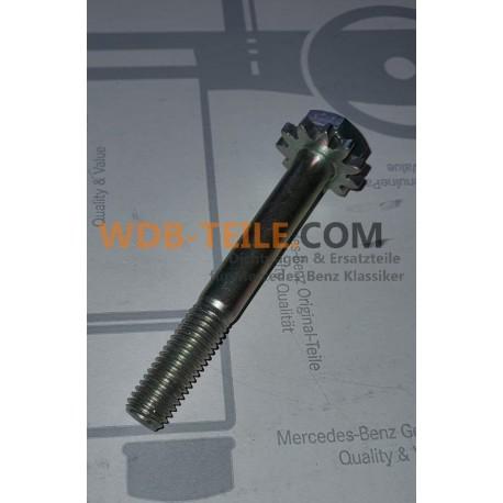 Original fastspændingsskrue til generatorbeslag W123, W201, W124, C124, C123, W460, W461, M102 230 CE CD Coupé TE A1001500072