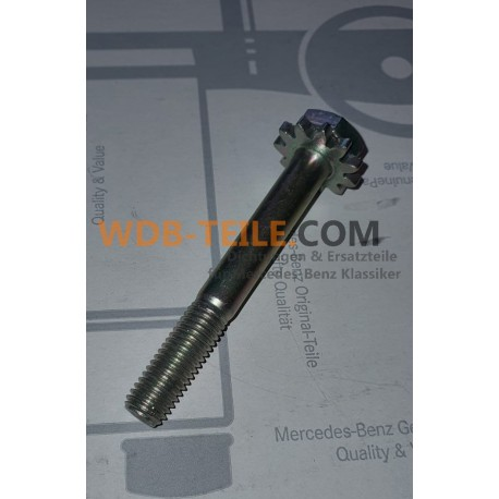 Sekrup pengencang asli untuk braket alternator W123, W201, W124, C124, C123, W460, W461, M102 230 CE CD Coupé TE A1001500072