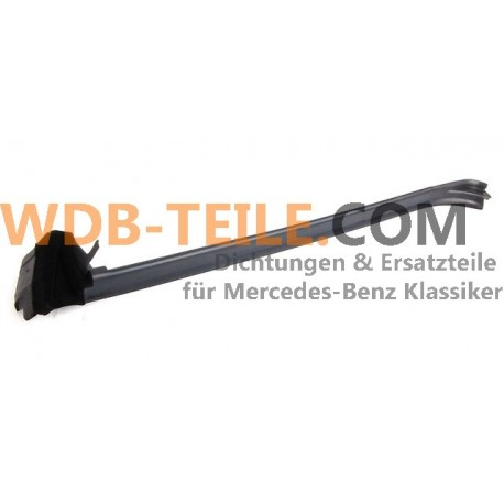 Rail d'étanchéité arbre de fenêtre arrière lunette arrière W123 C123 CE CD Coupé A1236701038