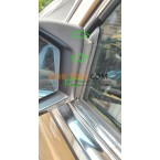 Segel Seal Seat Rel rel segitiga yang berjalan rel rel tingkap berjalan W123 C123 Coupe CE CD A1237200117