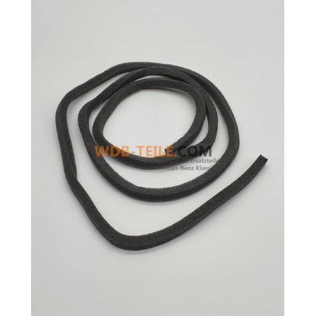 Etanșare originală bandă cromată stâlp AC W123 CE W126 SEC Coupé A1236270098