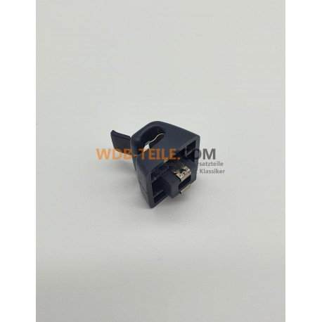 梅赛德斯W123 W124 W126 W140 W201 W201 W463副轴承遮阳板支架A1268100012