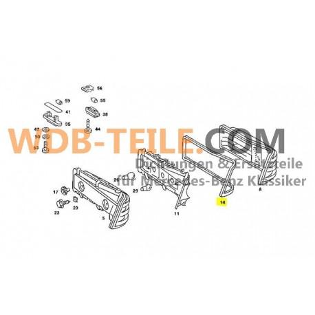 Original Abdichtung Rückleuchten Dichtung W123 C123 CE CD Coupe Limousine A1238260158