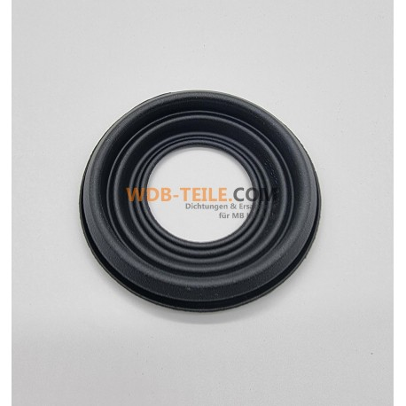 Eredeti tömítésű gumihüvely tömítő üzemanyag-töltő nyak A1239973581 W123 C123 CE CD Coupé