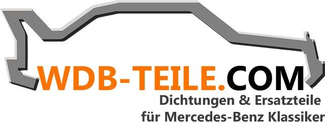 wdb-teile.de - Dichtungen und Ersatzteile Mercedes-Benz Klassiker!